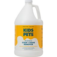 KIDS 'N' PETS Instant All Purpose Stain & Odor Remover, 1-gal