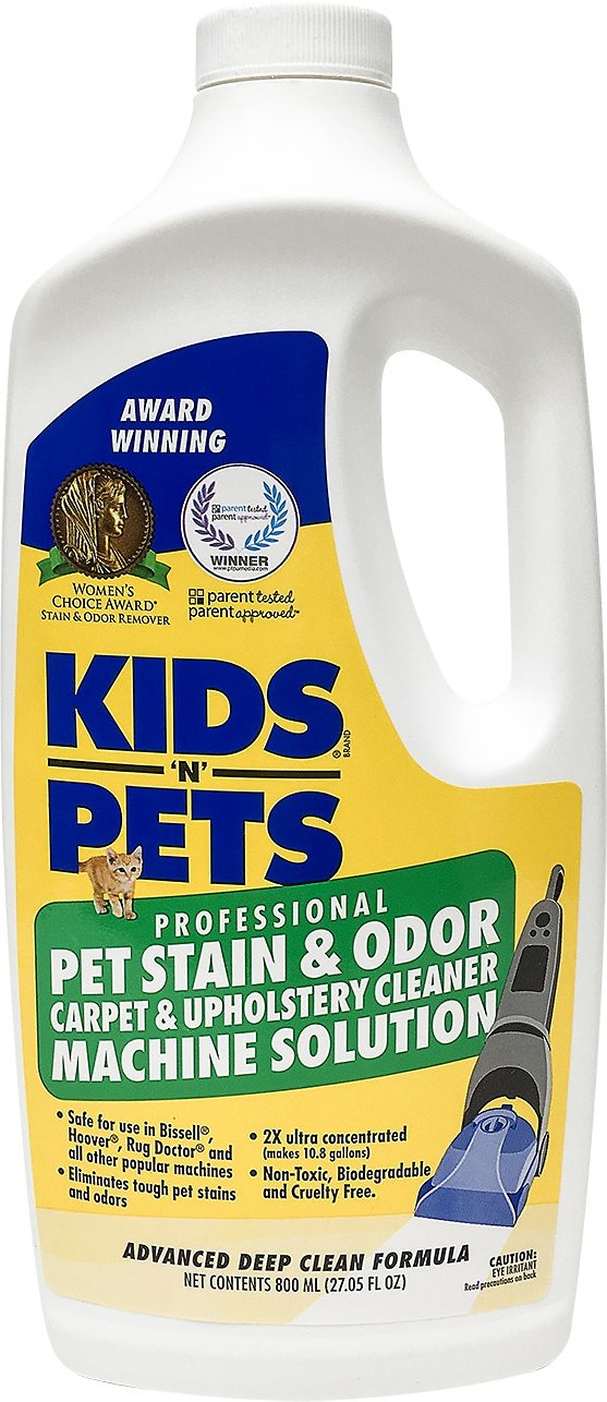 Kids N Pets Stain Odor Carpet Upholstery Concentrate 27 05 Oz