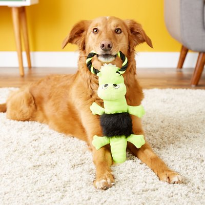 Hyper Pet Plush Doggie Tail Toy With Battery