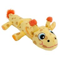 Hyper Pet New Cozy Critter Skinz Dog Toy, Giraffe, 2 Squeaker