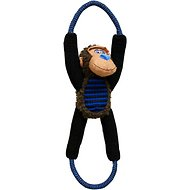 Hyper Pet Long Buddies Tug Dog Toy, Monkey