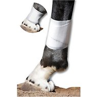 PawFlex Equine BandaFlex Disposable Bandages, 10 count, Small