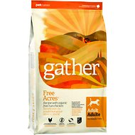 Gather Free Acres Organic Free-Run Chicken Dry Dog Food, 16-lb bag