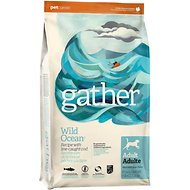 Gather Wild Ocean Line-Caught Cod Dry Dog Food, 6-lb bag