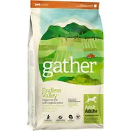Gather Endless Valley Vegan Dry Dog Food, 6-lb bag
