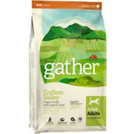 Gather Endless Valley Vegan Dry Dog Food, 16-lb bag