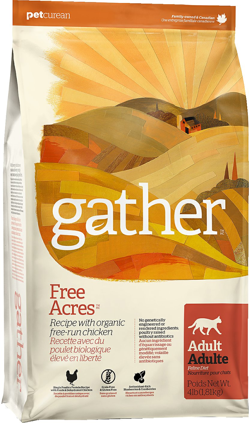 Gather Free Acres Cat Food