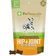 Pet Naturals of Vermont Hip + Joint Medium & Large Dog Chews, 60 count