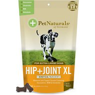 Pet Naturals of Vermont Hip + Joint X-Large Dogs Chews, 75 count