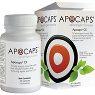 Apocaps CX Apoptogen Formula Dog Supplement, 90 count