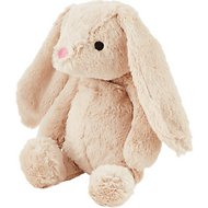 Petlou Colossals Rabbit Plush Dog Toy, 15-in