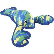 Petlou SeaWarrior Lobster Dog Toy, 10-in