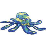 Petlou SeaWarrior Octopus Dog Toy, 14-in