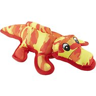 Petlou Land Warrior Crocodile Dog Toy, 14-in