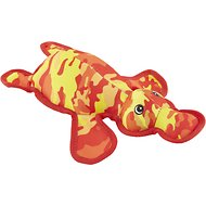 Petlou Land Warrior Platypus Dog Toy, 13-in