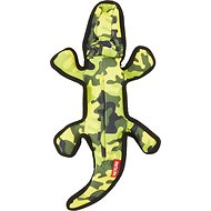 Petlou Jungle Buddy Crocodile Dog Toy, 19-in