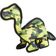 Petlou Jungle Buddy Dinosaur Dog Toy, 16-in