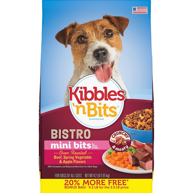 Kibbles 'n Bits products can be found at any animal store or large retail store. Pamper your pooch with Kibbles 'n Bits today and dig into the amazing deals. We're always on the lookout for new and great coupons being released by Kibbles N Bits.