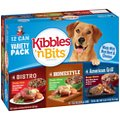 Kibbles 'n Bits Bistro, Homestyle & American Grill Variety Pack Canned Dog Food