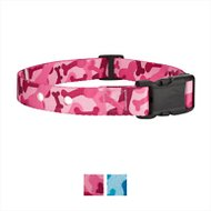 Country Brook Design Replacement Fence Receiver Dog Collar, Pink Bone Camo
