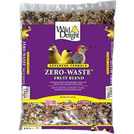 Wild Delight Zero Waste Fruit Blend Wild Bird Food, 5-lb bag