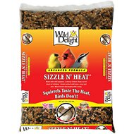 Wild Delight Sizzle N' Heat Bird Food, 5-lb bag