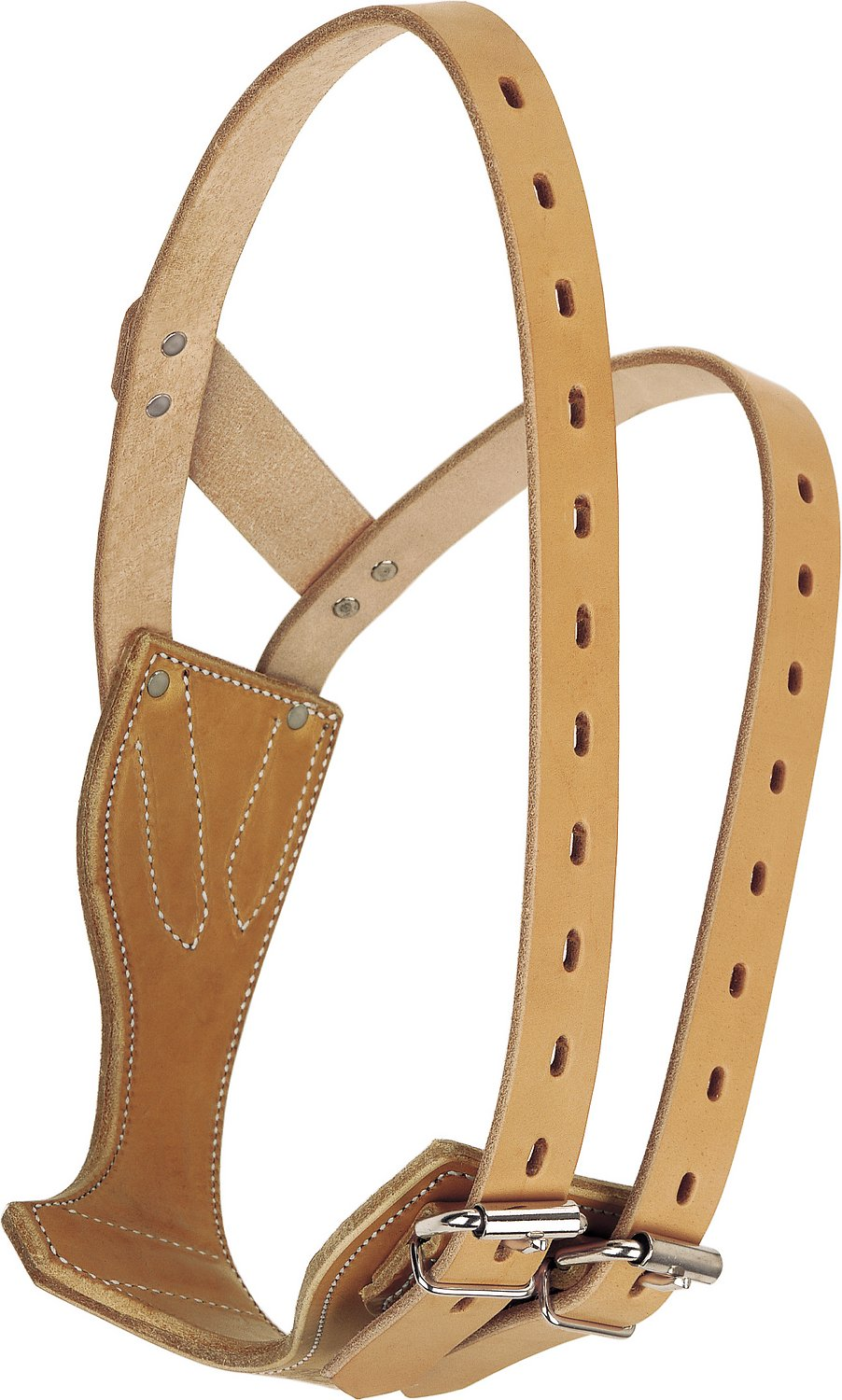 how to make a horse collar