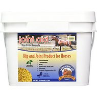 Grizzly Joint Aid Mini Pellet Formula Horse Supplement, 10-lb pail