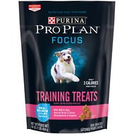 Purina Pro Plan Focus Training Salmon Dog Treats, 16-oz bag