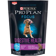 Purina Pro Plan Focus Digestive Health Chicken Dog Treats, 16-oz bag