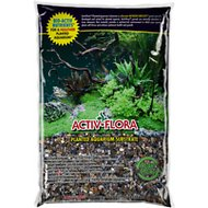 Activ-Flora Planted Aquarium Substrate, Lake Gems, 20-lb bag