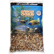 Pure Water Pebbles African Cichlid Aquarium Substrate, Malawi Mix, 20-lb bag