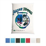 Aqua Terra Aquarium & Terrarium Sand, 5-lb bag, Natural White