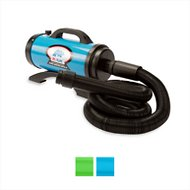 B-Air Pro Series II 8 HP Pet Dryer, Turquoise