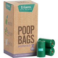 Frisco Refill Planet Friendly Dog Poop Bags, Scented, 120 count