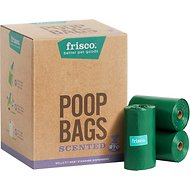 Frisco Refill Planet Friendly Dog Poop Bag, Scented, 270 count