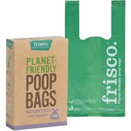 Frisco Handle Planet Friendly Dog Poop Bag, Scented, 120 count