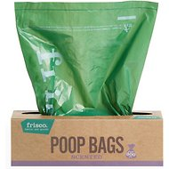 Frisco Pantry Pack Planet Friendly Dog Poop Bag, Scented, 300 count
