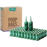 Frisco Refill Dog Poop Bag & 2 Dispensers, 900 count
