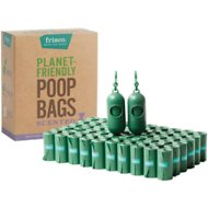 Frisco Refill Planet Friendly Dog Poop Bag + 2 Dispensers, Scented, 900 count