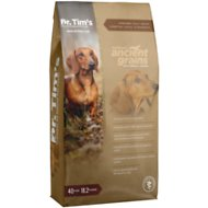 Dr. Tim's Heirloom Ancient Grains Chicken Formula Dry Dog Food, 5-lb bag