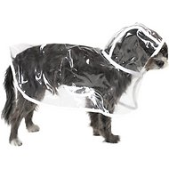 The Paw Wag Company Clear Dog Raincoat, Medium