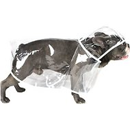The Paw Wag Company Clear Dog Raincoat, X-Large