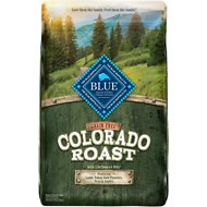 Blue Buffalo Colorado Roast Lamb, Yukon Gold Potatoes, Peas & Apples Grain-Free Dry Dog Food, 22-lb bag