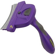 Hertzko Self-Cleaning Dog & Cat Deshedding Tool