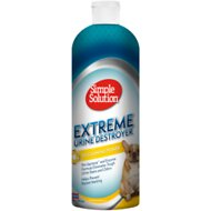 Simple Solution Extreme Pet Urine Destroyer, 32-oz bottle