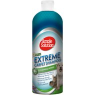 Simple Solution Extreme Pet Stain & Odor Carpet Shampoo, 32-oz bottle