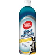 Simple Solution Pet Urine Destroyer, 32-oz bottle