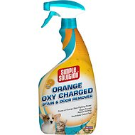 Simple Solution Orange Oxy Charged Pet Stain & Odor Remover, 32-oz bottle