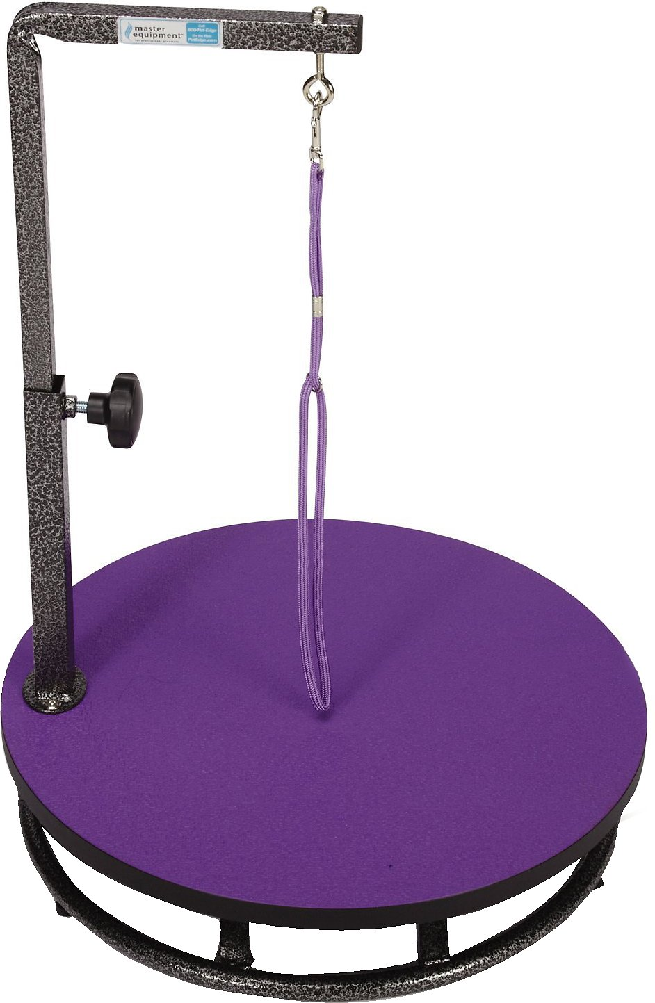 Master Equipment Small Dog Amp Cat Grooming Table Purple